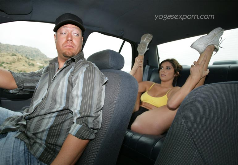 Yoga sex pic