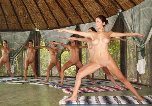 Nudist all inclusive